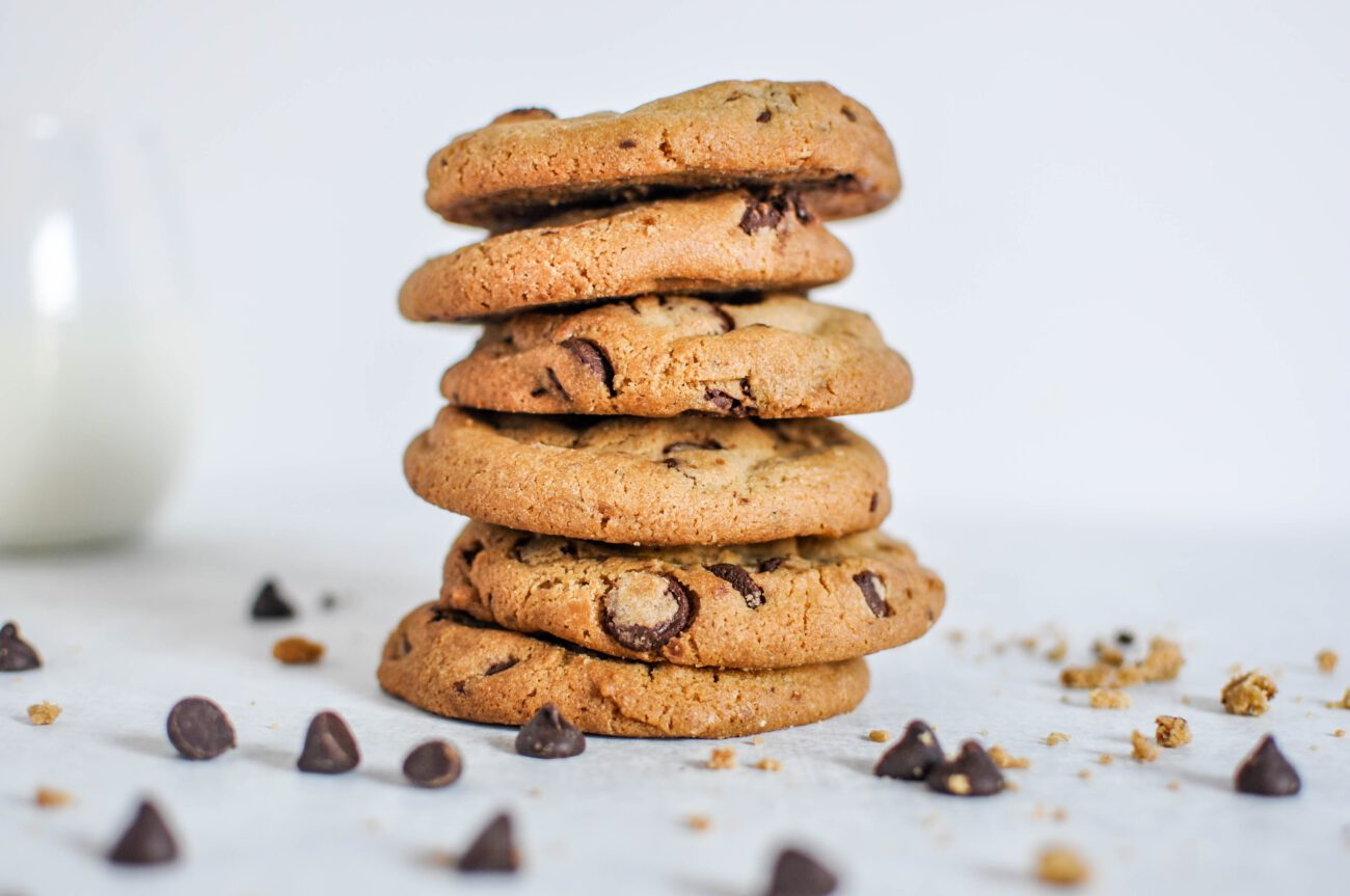 Galletas Cookies un Postre