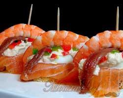 Pinchito de Salmon 1