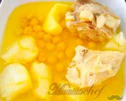 Cocido de Pollo 1