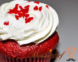 Cupcakes Red Velvet 1