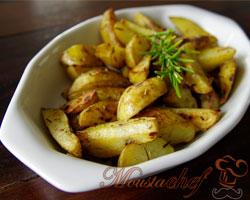 Patatas con Romero 1
