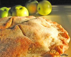 Tarta de Manzana Americana 1