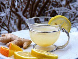 Infusion de Limon Beneficios