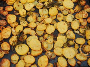 Cocina Casera Patatas al Horno