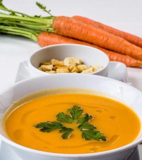 Pure de Zanahoria Receta