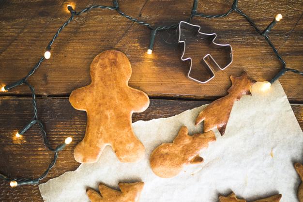 Galletas para Navidad Galletas de Mantequilla