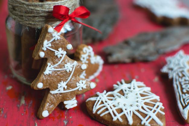 Galletas de Navidad con Mantequilla